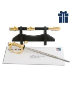US Navy Officer Sword Letter Opener
