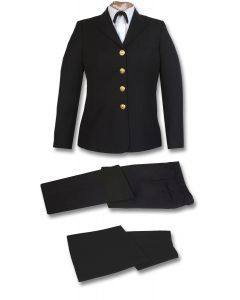 Navy Female Service Dress Blue Uniform