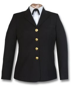 Navy Female Service Dress Blue Coat
