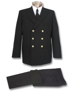 Navy Male Service Dress Blue Uniform