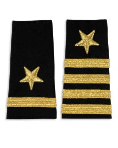 USN Officer Soft Shoulder Boards