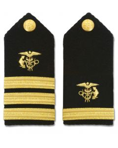 USPHS Male Hard Shoulder Boards