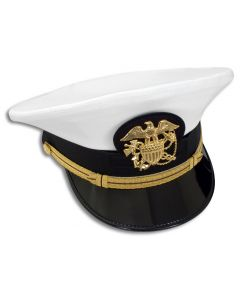 USPHS Male Company Grade Combination Hat