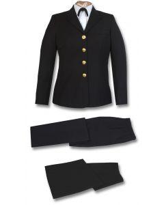 USPHS Female Service Dress Blue Uniform