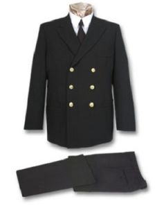 USPHS Male Service Dress Blue Uniform