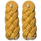 Army Mylar (Synthetic Bullion) Mess Shoulder Knots