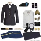 Female NCO ASU Head-to-Toe Package