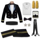 Male General Officer Army Blue Mess Package