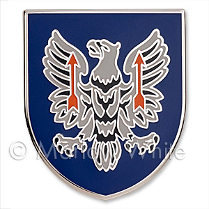 Selection of Army CSIB's (Combat Service Identification