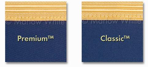 Elastique cloth weave (details)