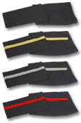 Photo of: Marlow White Dress Uniform Trousers for Fire, Police, Sheriff, and EMS Departments