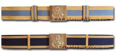 Sword belts and accessories