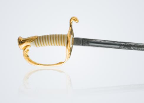 Navy Sword