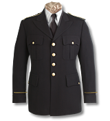 Service Blue Uniform